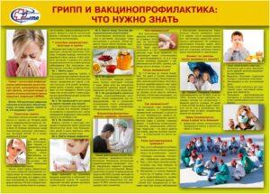 Грипп и вакцина